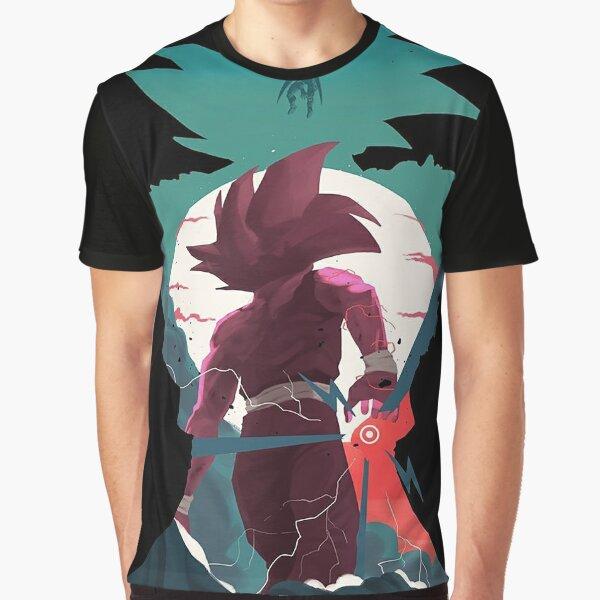 Son Gohan Night Graphic T-Shirt