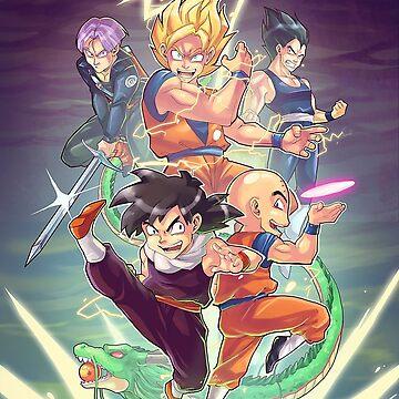Goku Team by Aristote