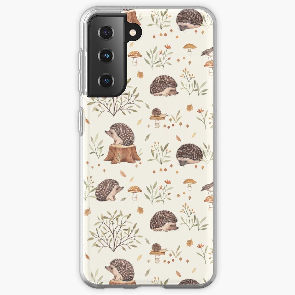 Little Hedgehog Case & Skin for Samsung Galaxy