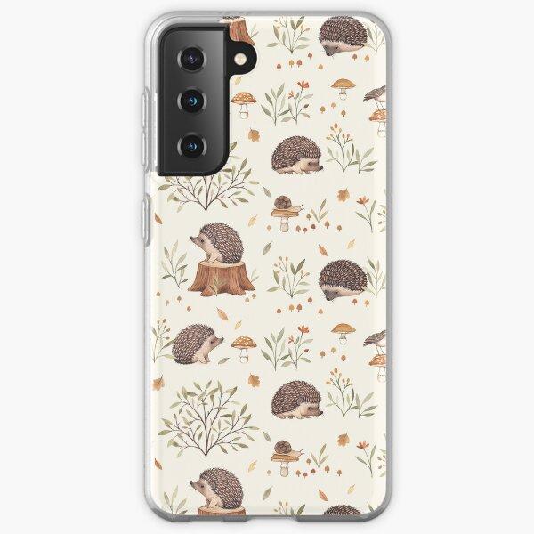 Little Hedgehog Samsung Galaxy Soft Case