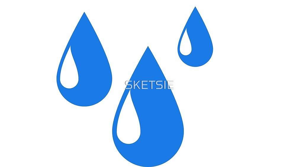 Drops by SKETSIE