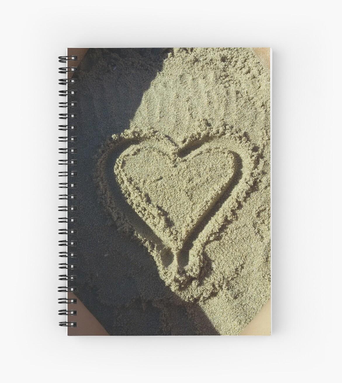 Beach sand by calilove-bri
