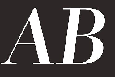 AB Initials by Andrew Blanchard