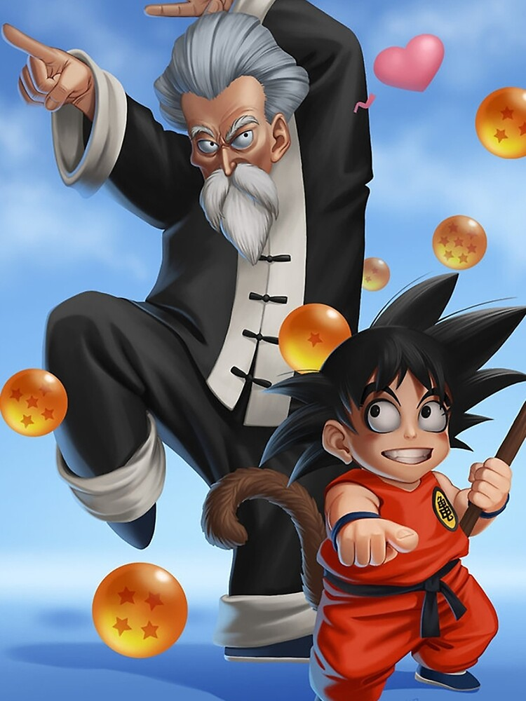 Goku Kame Sennin by Aristote