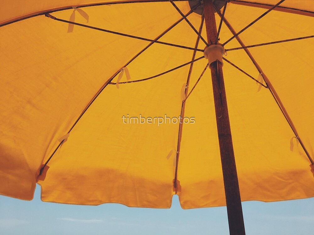 Beach-Side Relaxation by timberphotos