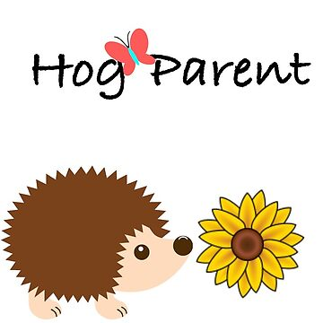 Hog Parent by Emily-Desgins