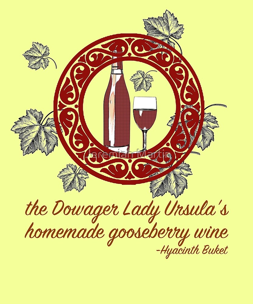 Gooseberry Wine  by Jeremiah Martin