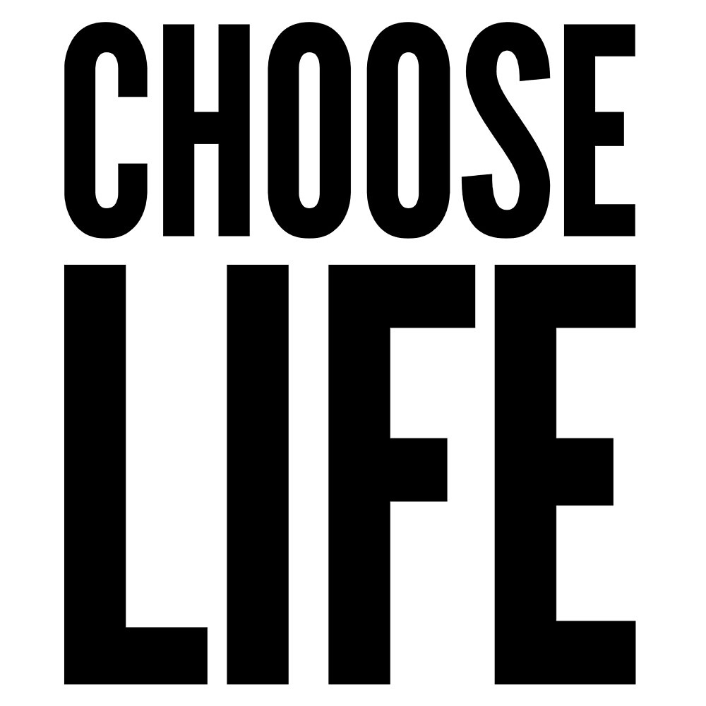 Choose life by MworldTee