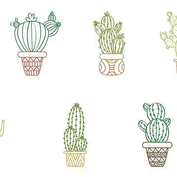 Cactus Bundle 2 by tpitre96