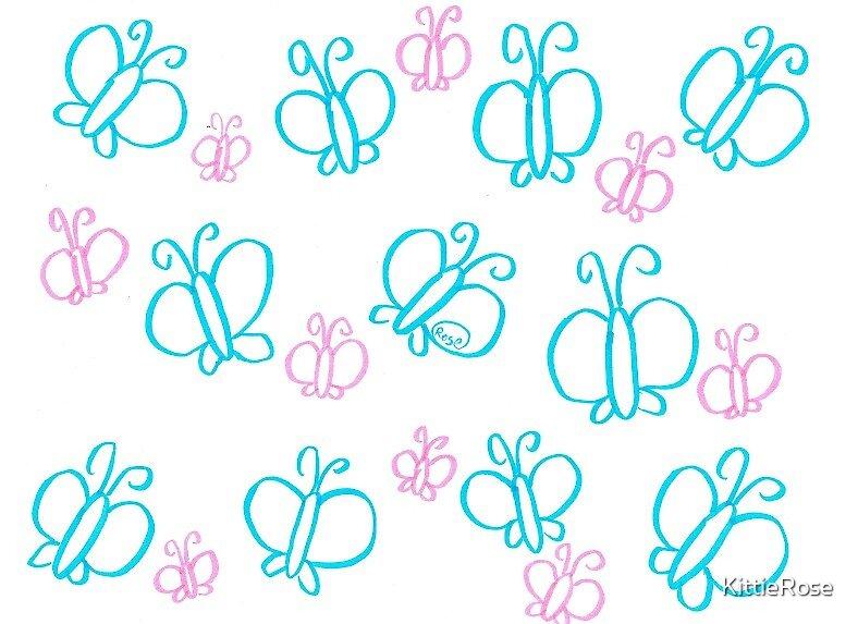 Butterfly Fantasy by KittieRose