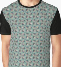 Famous Five Camping Teapot Pattern  Graphic T-Shirt