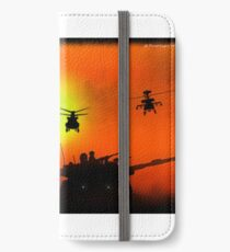 Approaching Thunder iPhone Wallet/Case/Skin