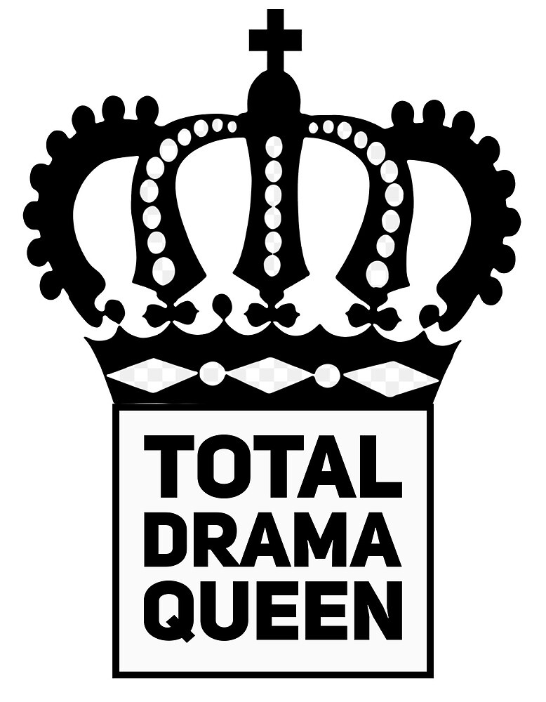 Drama Queen by MworldTee