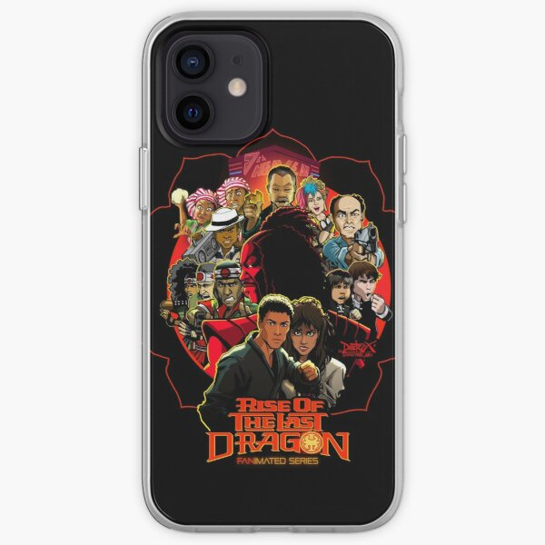 RISE OF THE LAST DRAGON iPhone Soft Case