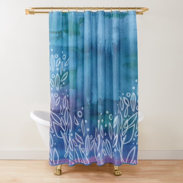 Cultivate Hope Shower Curtain