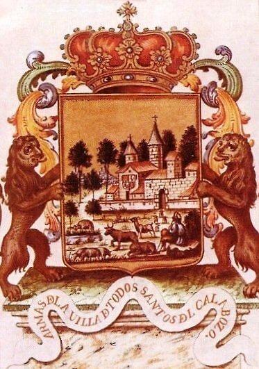 Seal of Calabozo, Venezuela by PZAndrews