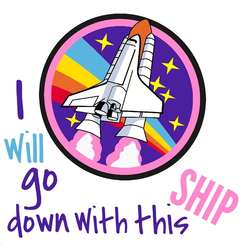 Ship It by thenerdyburrow