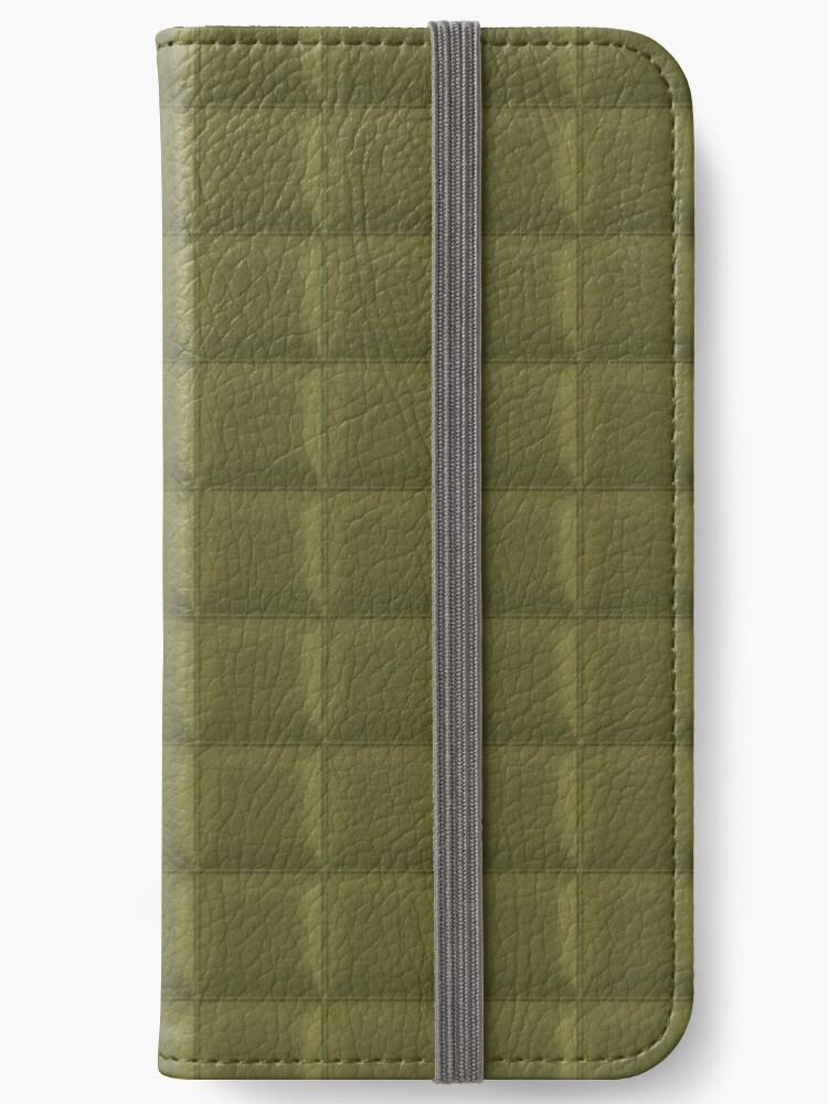 Upholstery Pattern 7, Green by SummerAndSun