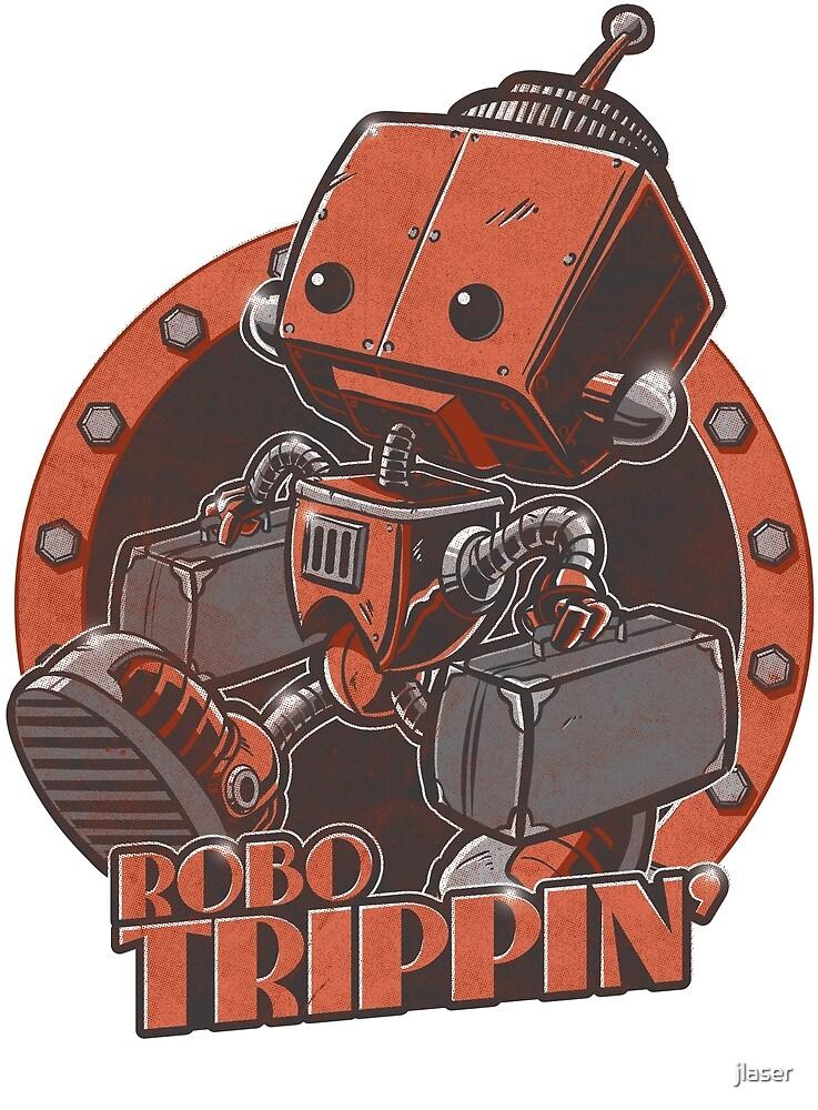 Robo Trippin by jlaser