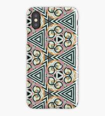 Homage to Popova - Russian Cubist Constructivist Artist iPhone Case