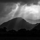 Moodyskies over Borrowdale by Stephen Liptrot