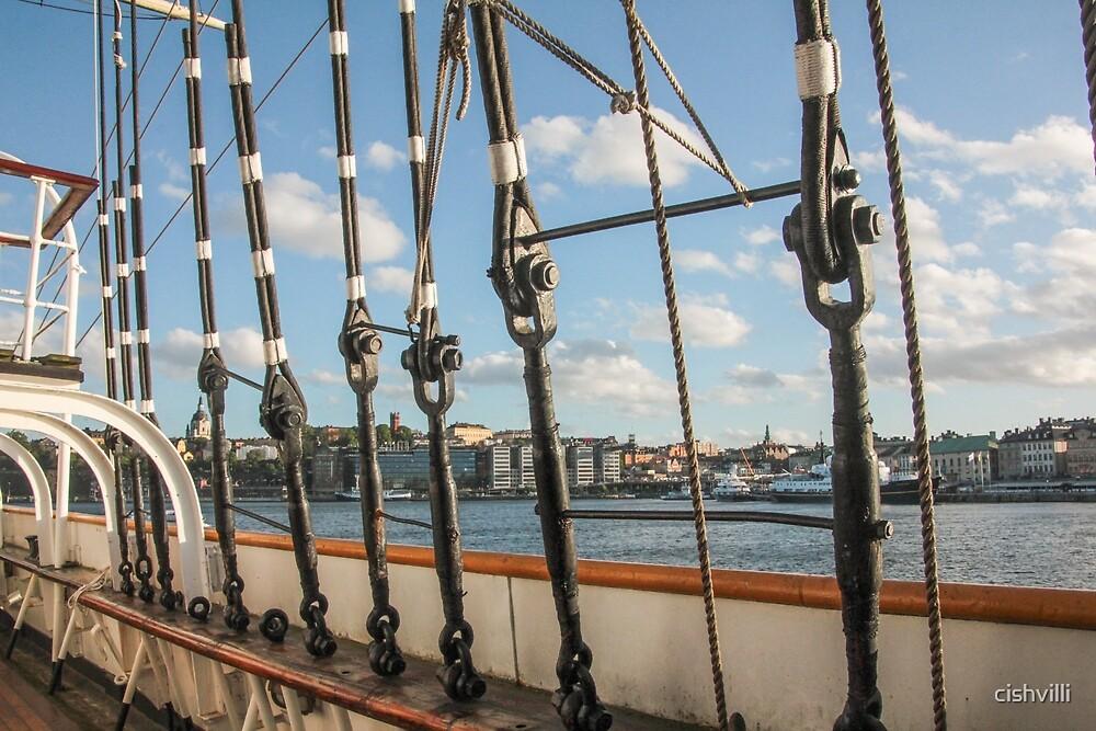Before Sailing by cishvilli