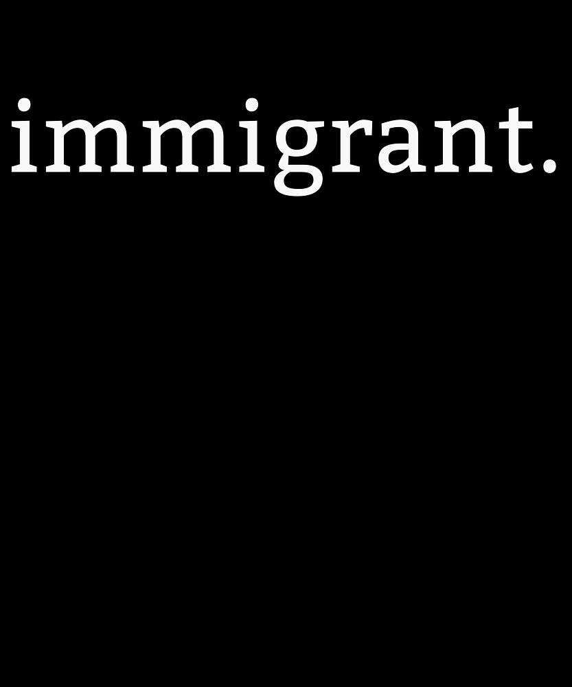 Simple Minimalist Anti-trump Anti-racism Liberal by hnwc