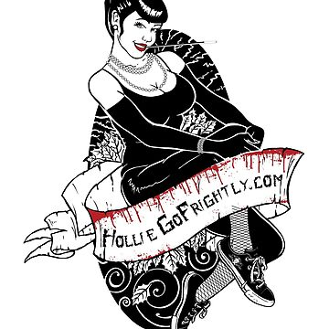 Hollie GoFrightly Sticker by hollie13