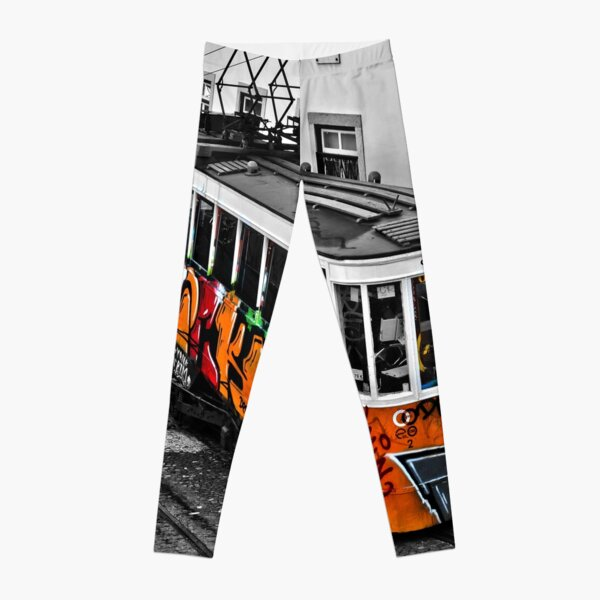 Lisbon Funicular Leggings