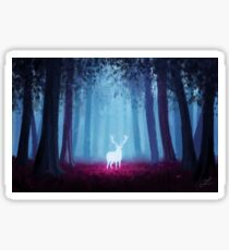 Enchanted Forest.  Sticker