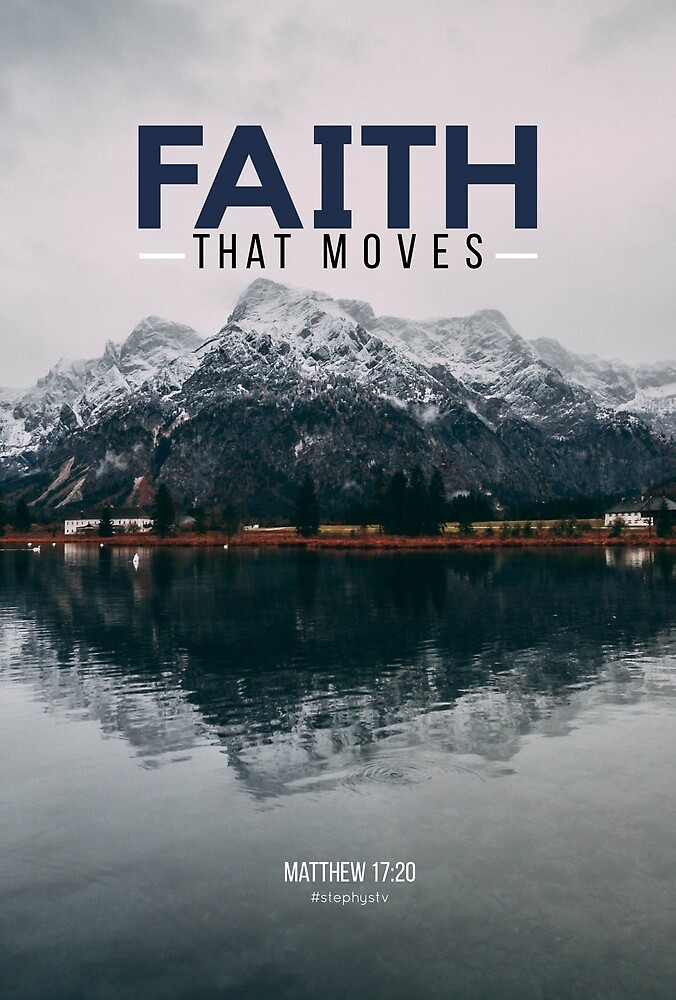 Faith that Moves Mountains - stephystv collection by stephystv