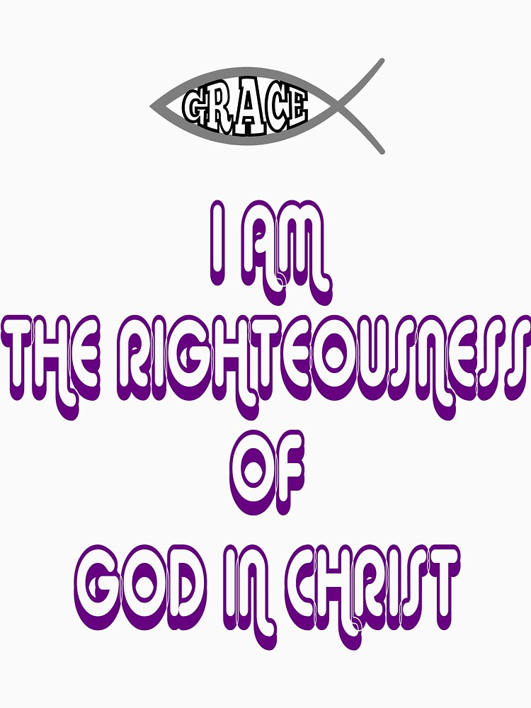 Christ Righteousness by kiruriah