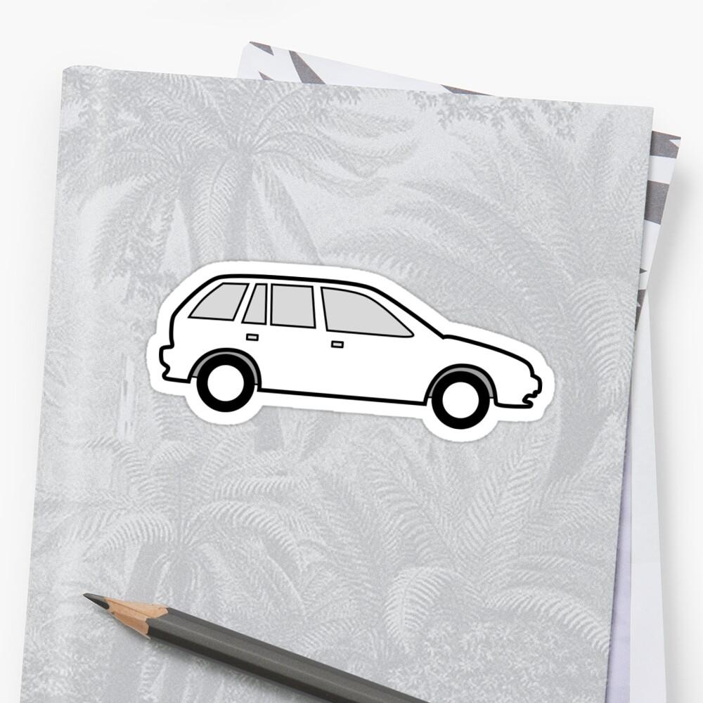 Swift 5 door hatchback by dopeben