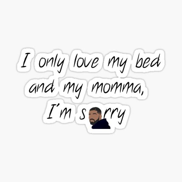 Drake - God's Plan Sticker