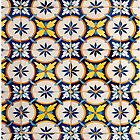 Lisbon Tiles by Stephen Knowles