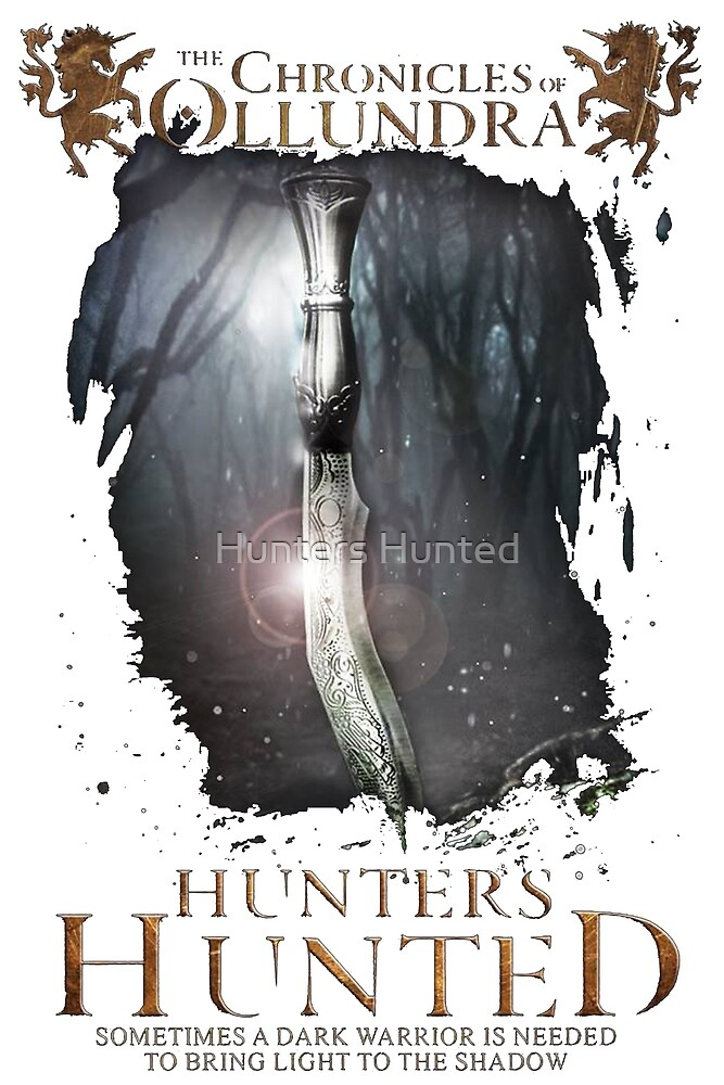 Hunters Hunted Promotional Poster by craig teal