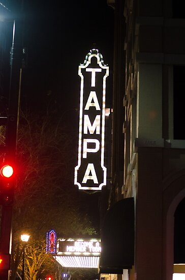 Tampa Marquee by Bee-Photography