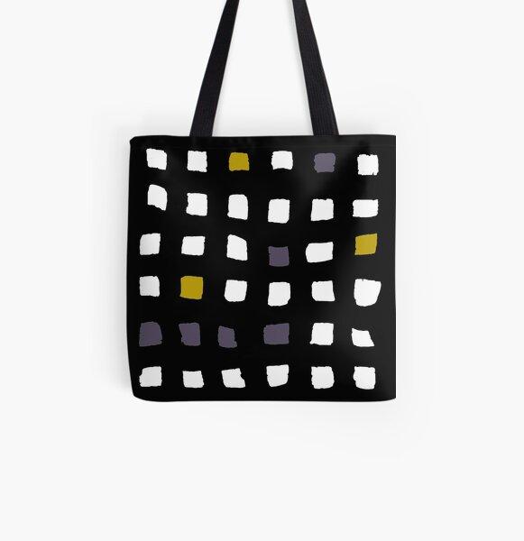 Patty Allover-Print Tote Bag