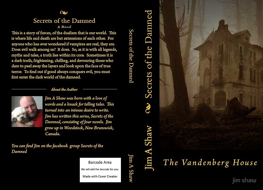 The Vandenberg House by jim shaw