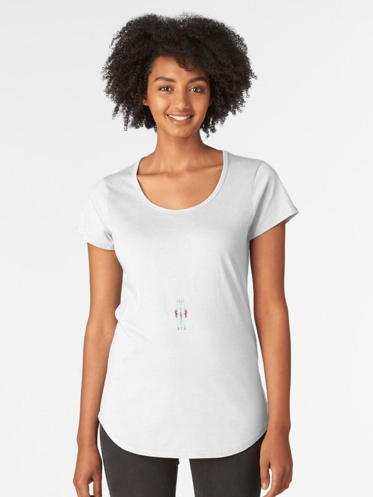 BTS A.R.M.Y Shirt Women's Premium T-Shirt Front