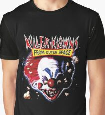 Killer Klowns from Outer Space Graphic T-Shirt
