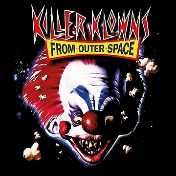 Killer Klowns from Outer Space by happycamperYT