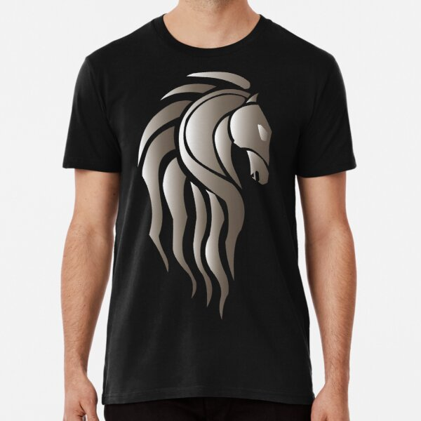 Horse Head Premium T-Shirt