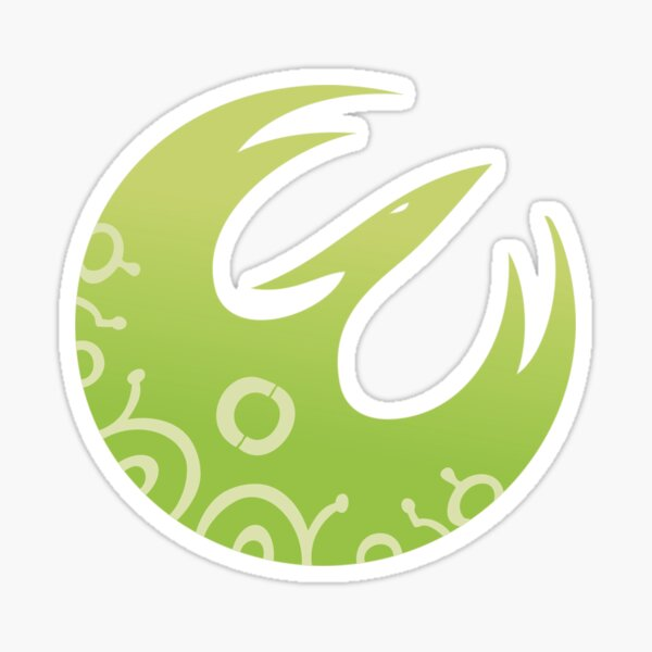 Hera Symbol Sticker