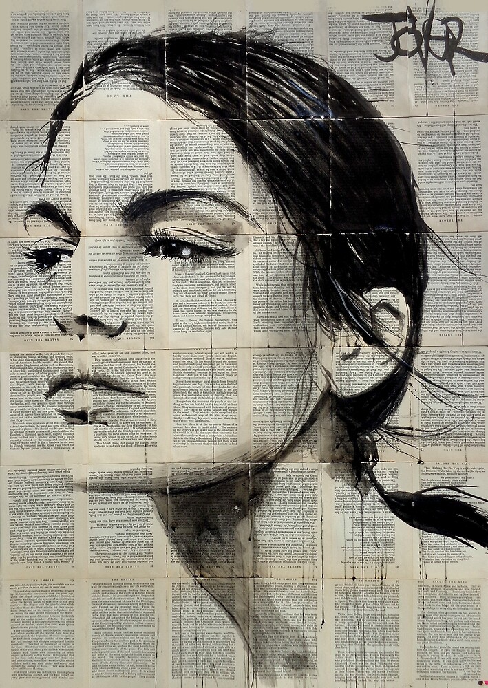 visions by Loui  Jover