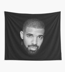 Drake - HEAD Wall Tapestry