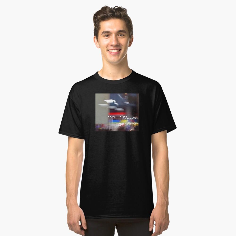 """Migration"" Classic T-Shirt Front"