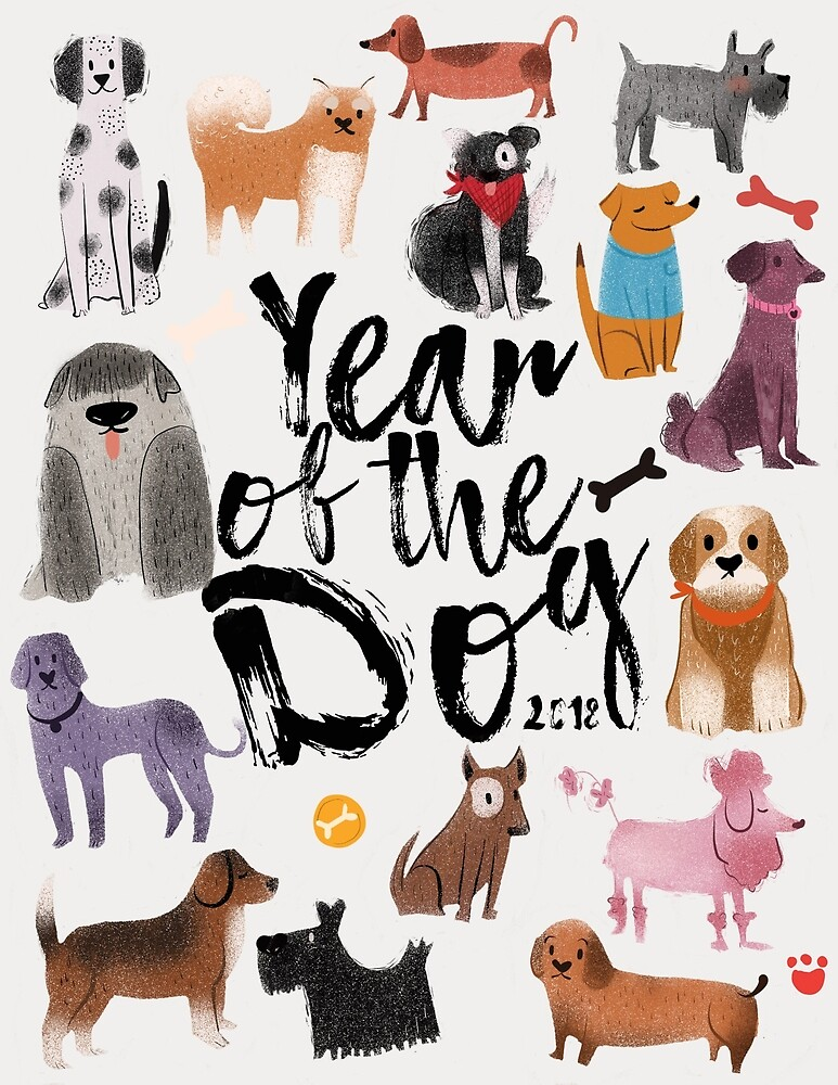 Year of the dog by Elizabeth Moreno