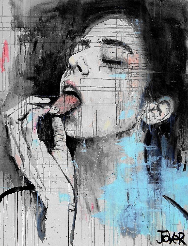 tongue tied by Loui  Jover