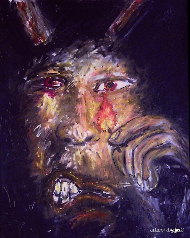 Dark Night First Light by artworkbyTEO